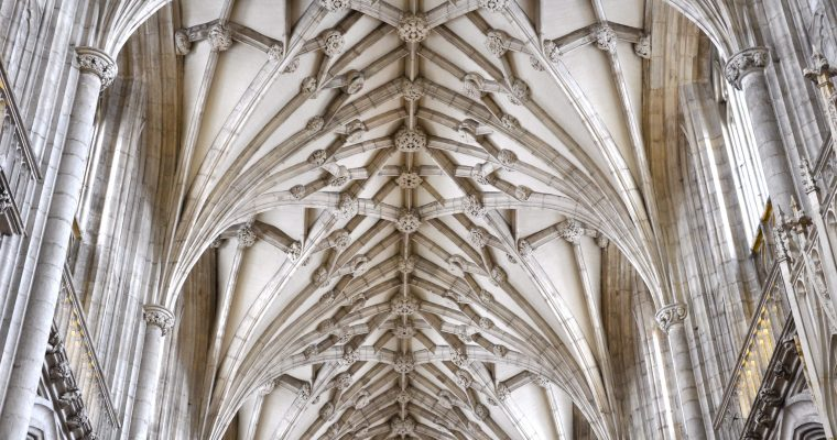 Majestic Winchester Cathedral