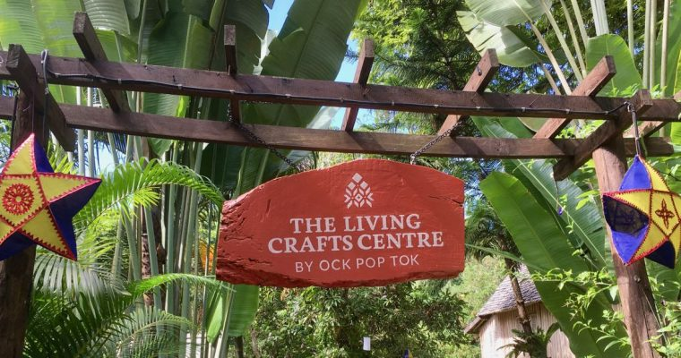 Ock pop Tok – The living crafts centre