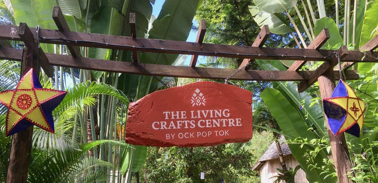 Ock pop Tok – The living crafts centre