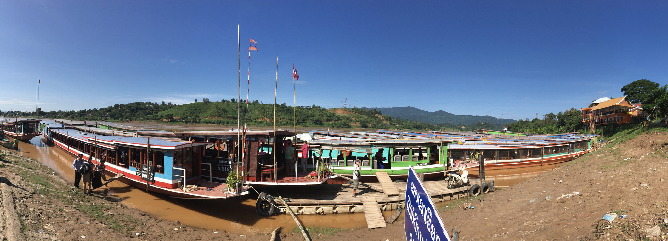 Boat rides and Buddhas in caves