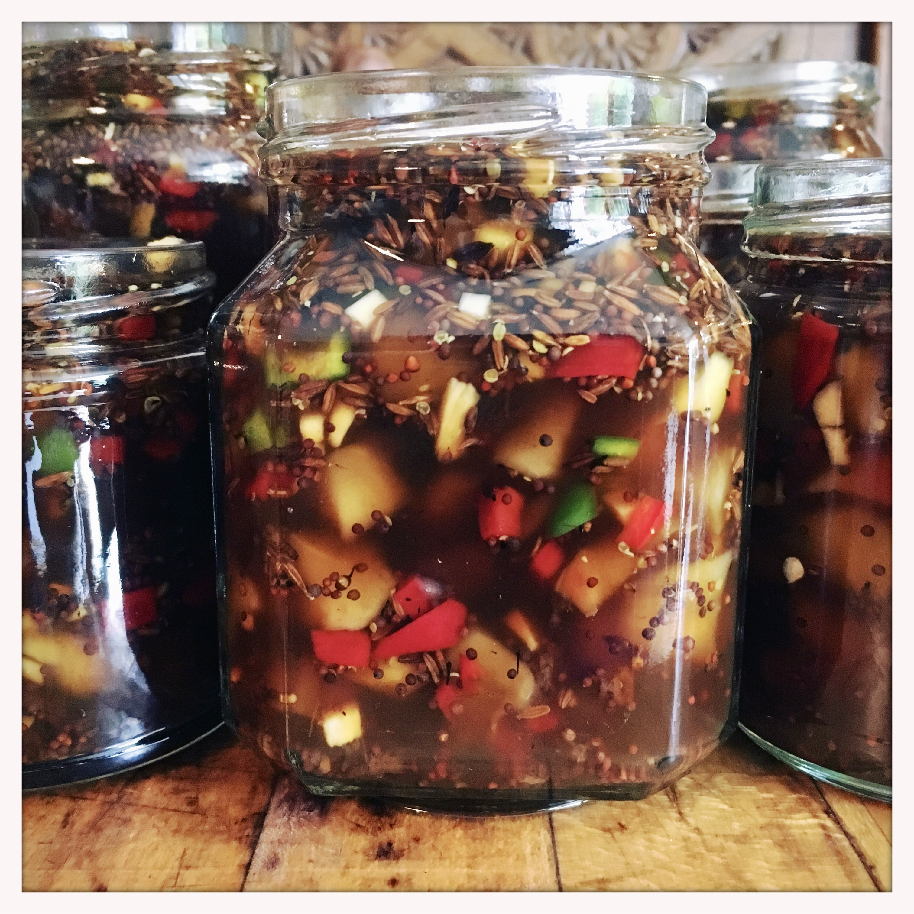HOW TO PRESERVE YOUR WINDFALLS (OR SOMEONE ELSE'S) PART TWO – spicy