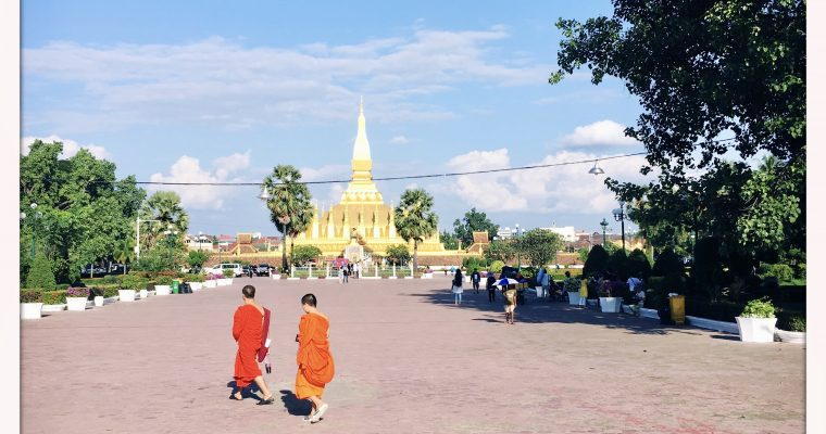 What to do with a day in Vientiane…