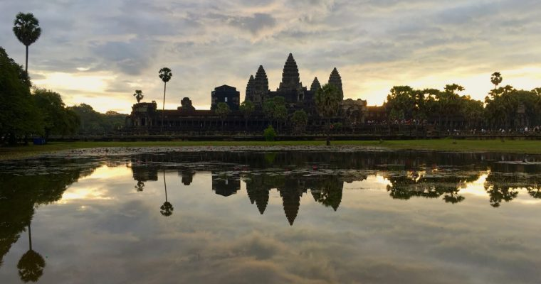 And then there was Angkor Wat (part one)