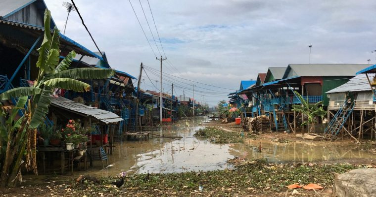 The Floating Villages of Kompong Phluk