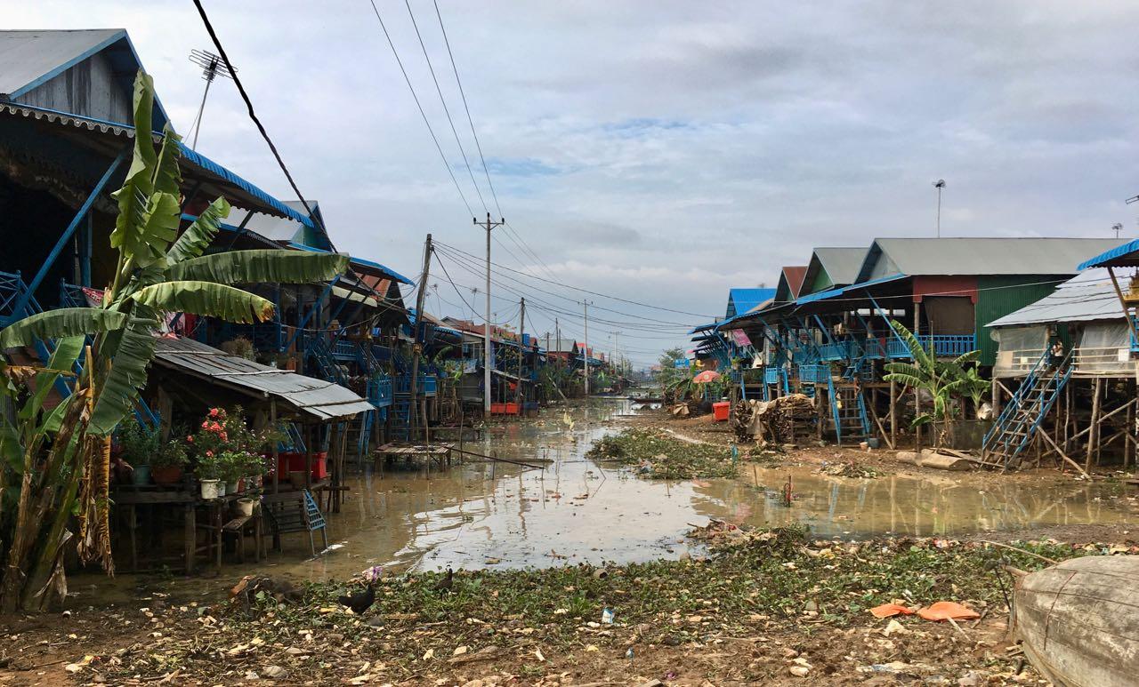 The Floating Villages of Kompong Phluk