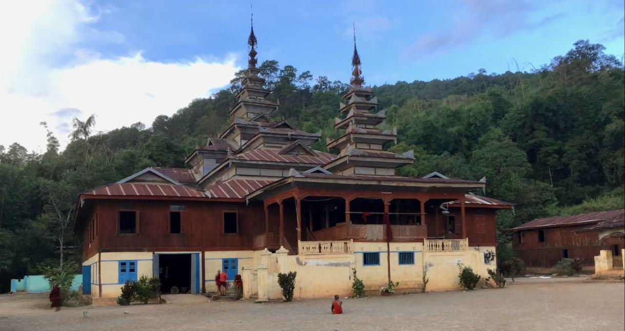 A Sleep Over in a Monastery