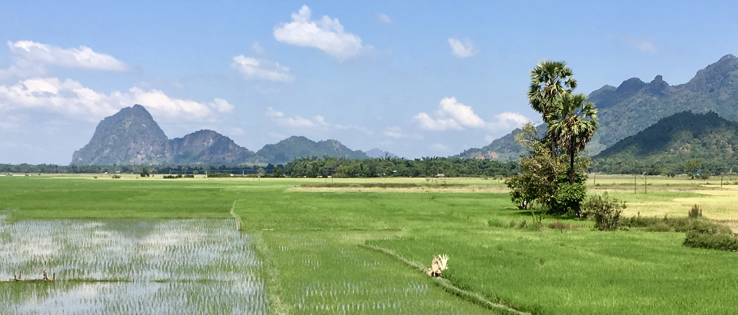 Out and about in Kayin State